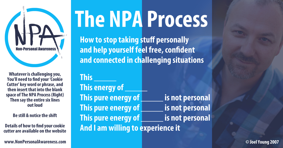 The NPA Process