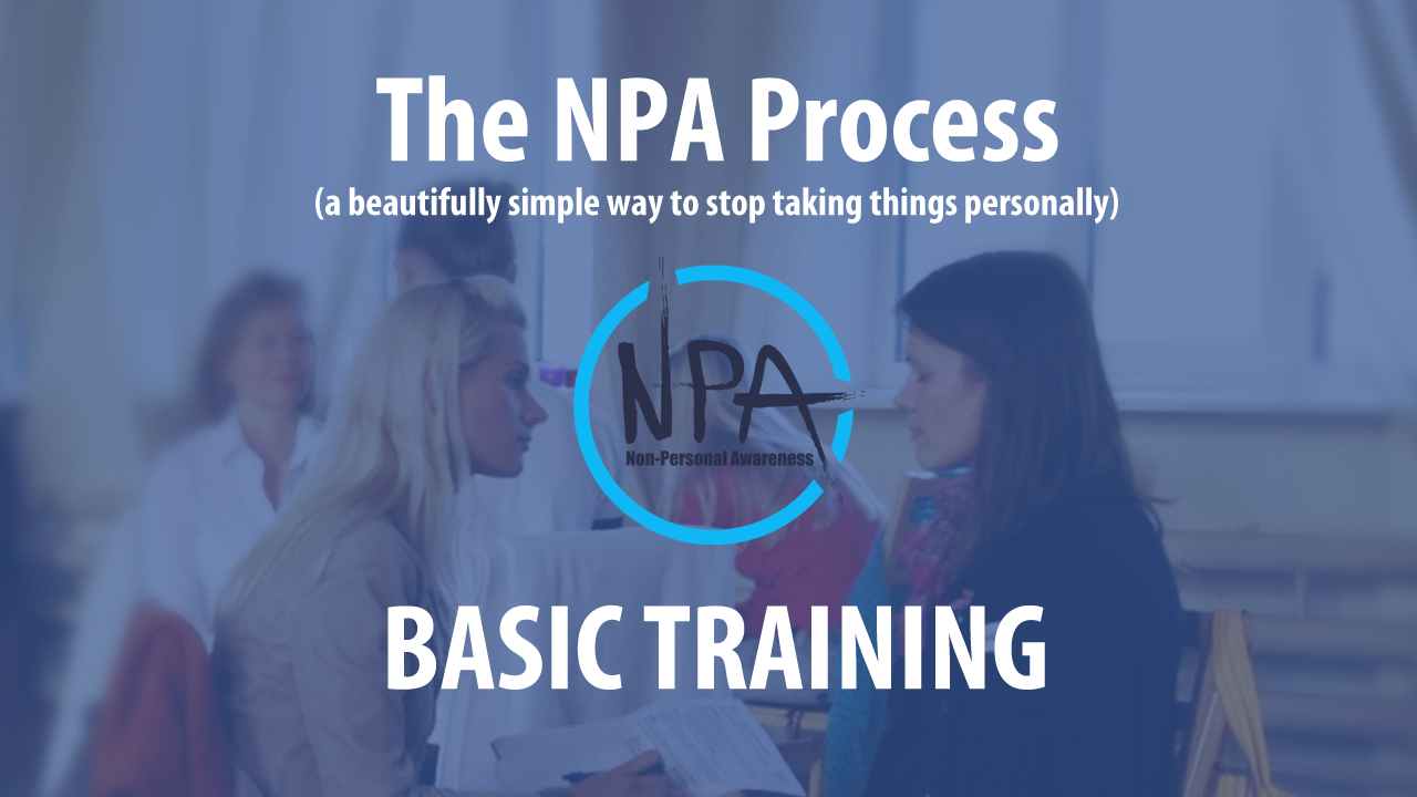 NPA Basic Training